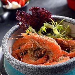 下酒菜-冷泡蝦料理雙口味組