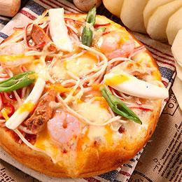 披薩任選10片組★再送人氣點心1份