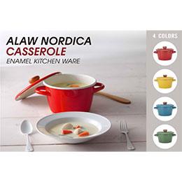 北歐琺瑯湯鍋 / 牛奶鍋系列