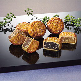 【奇華】至尊精裝月餅禮盒超值組(2盒/組)