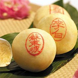 蘇東坡-滷肉綠豆椪(6入/組)