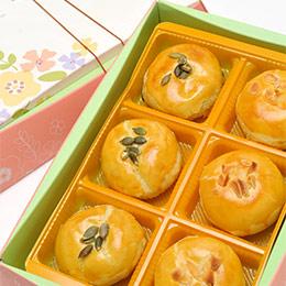 帝皇酥禮盒(6入)