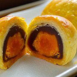 紅豆蛋黃酥9入