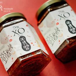 頂級XO干貝醬★近12鐘頭手工製作(2瓶)