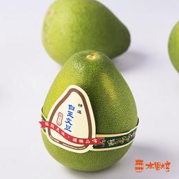 【水果大亨】斗六 白玉文旦禮盒