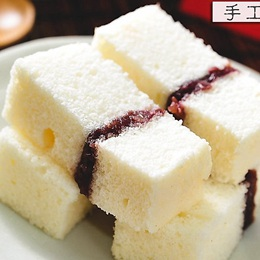 紅豆牛奶蛋糕/起司條禮盒組