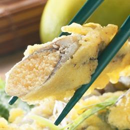 【爆卵柳葉魚】(約10~12隻)鮮嫩多汁隻隻有卵