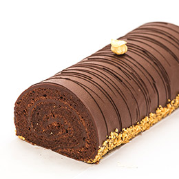 【榛果巧克力捲】任選兩捲
