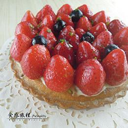 【草莓季】繽紛草莓塔6吋