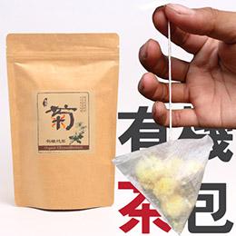 有機杭菊花茶-茶包(30包)