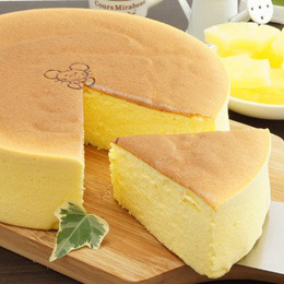 8吋鳳梨優格中乳酪