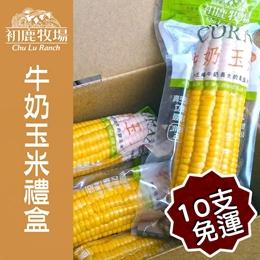 牛奶玉米10入禮盒