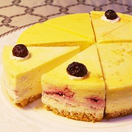 四喜拼盤乳酪蛋糕(6吋)
