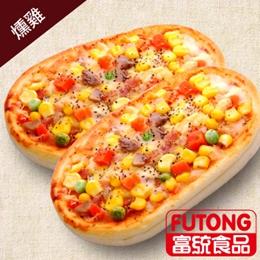 燻雞小披薩★4四種口味24入