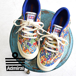 Admiral英倫Liberty花布鞋