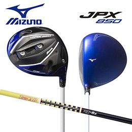 Mizuno JPX 850 MJ-6