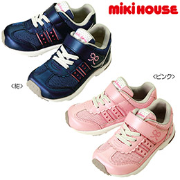 Miki House 男女兼用球鞋