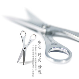 日本不鏽鋼可拆式食物剪