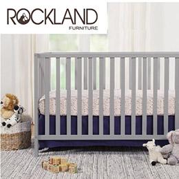 美式4合一嬰兒成長床