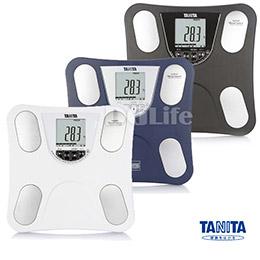TANITA四合一自動辨識體脂肪計BC-753