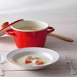 北歐系列琺瑯湯鍋