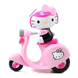 Hello Kitty 速克達機車