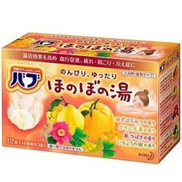 【日本花王】碳酸溫泉錠