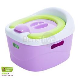 美國Creative Baby多功能三合一學習軟墊馬桶