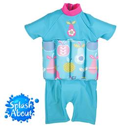 UV FloatSuit 兒童防曬浮力泳衣