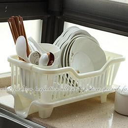 直式滴水碗盤架『筷子架可外掛』