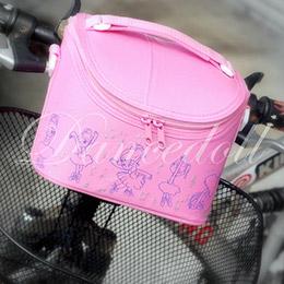 芭蕾娃娃車前袋