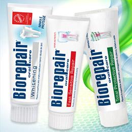 貝利達牙膏全效防護組
