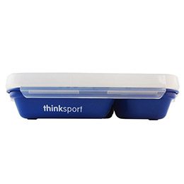 美國 ThinkBaby不鏽鋼餐盤組