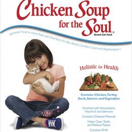 新美國雞湯幼母貓潔牙/抗氧化配方糧