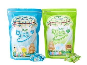 韓國HAMSOA初乳鈣質牛奶糖