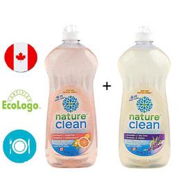 綠易潔 環保洗碗精(4種香味)