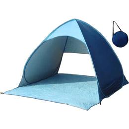 3秒快速搭建萬用帳篷