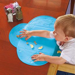 美國 Summer Infant 防水學習餐墊