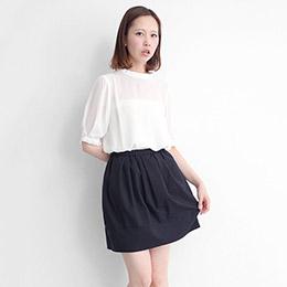 日本進口 KBF 獨家限時出清3折現貨 蛋型裙