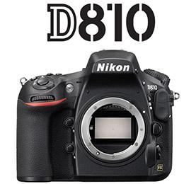 Nikon D810 body 單機身 全片幅單眼數位相機