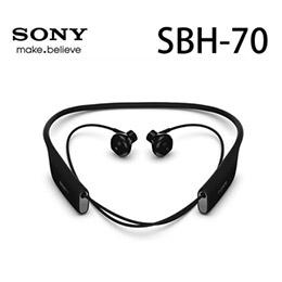 SONY SBH70 原廠耳塞式耳機 後掛式穿戴