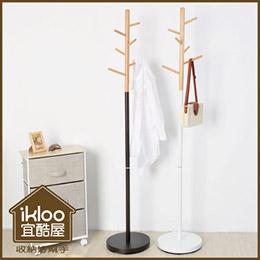 【無印風】日系衣帽架(2色)