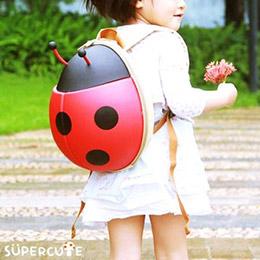 Supercute 飄蟲兒童背包 (四色)
