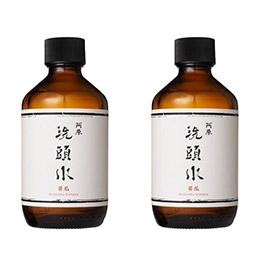 阿原肥皂 植萃洗頭水-苦瓜洗頭水兩瓶組-清涼舒緩(中性)