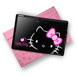 Logah Grace 10 Hello Kitty 2in1平板筆電