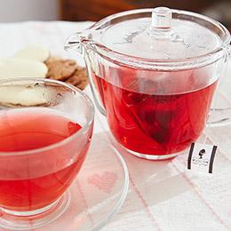 覆盆子萊姆茶8入