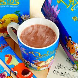湛藍香甜巧克力共5盒(20包/盒)