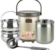 THERMOS膳魔師6L外出型 (3.0*2) 燜燒鍋