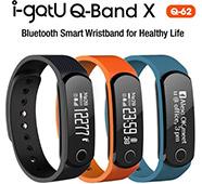 i-gotU Q-62 Q-Band X 智慧健身手環
