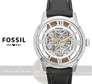 FOSSIL典藏時刻自動上鍊機械腕錶